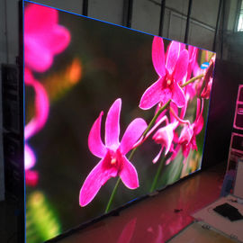 IP43 Indoor Full Color Led Display P1.5 SMD1010 28*96 Resolution Wide Viewing Angle