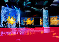 Indoor Full Color Pitch 6mm Big Screen Led TV Wall for Stage Performance